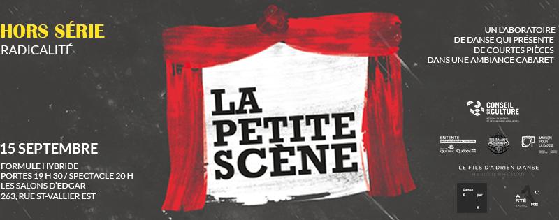 Logo La Petite Scène